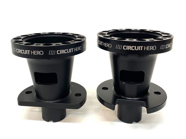 Circuit Hero Steering Wheel Hub Adapter V2