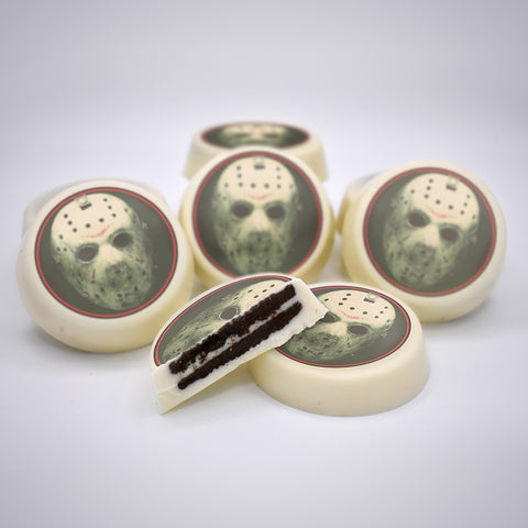 Chocolate Covered OREO® with Halloween Themes