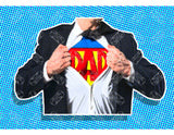 Fathers Day Hero Templates
