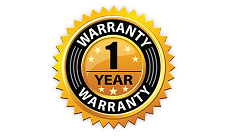 Image result for one year warranty logo