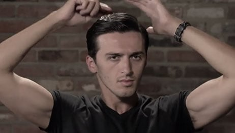 HOW TO STYLE WITH CLAY POMADE