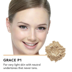 Inika Colour Match Foundation Grace
