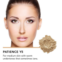 Inika Colour Match Mineral Foundation Patience