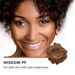 Inika Colour Match Mineral Foundation Wisdom