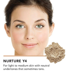 Inika Colour Match Mineral Foundation Nurture