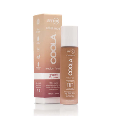 Coola Face SPF 30 Rōsilliance® BB+ Cream Medium/Deep