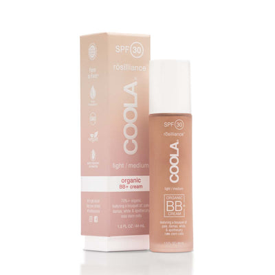 Coola Face SPF 30 Rōsilliance® BB+ Cream Light/Medium