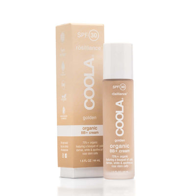 Coola Face SPF 30 Rōsilliance® BB+ Cream Golden