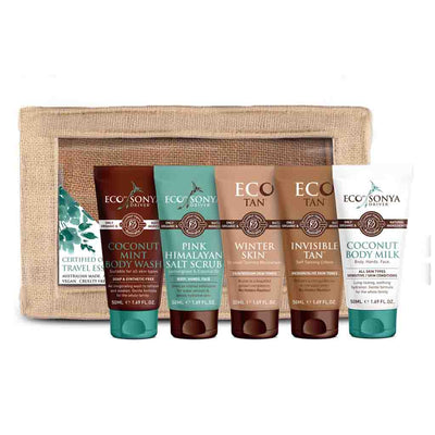 Eco Tan Certified Organic Travel Essentials Unboxed