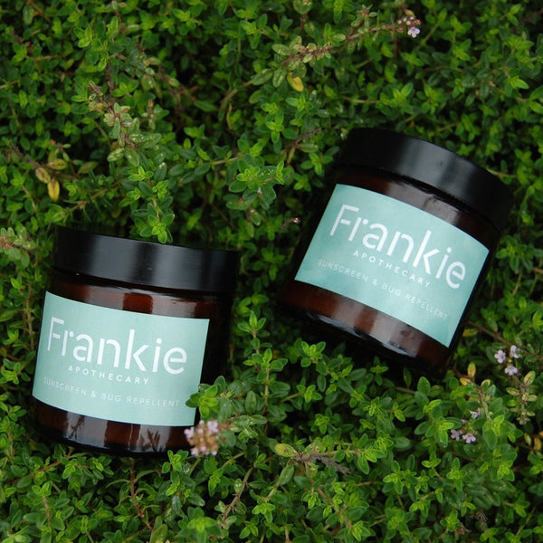 Frankie Apothecary Sunscreen & Bug Repelant