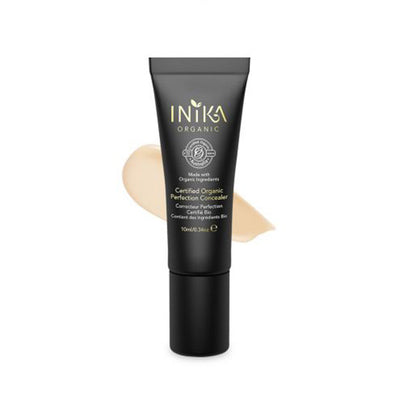 Inika Certified Organic Concealer NZ Light