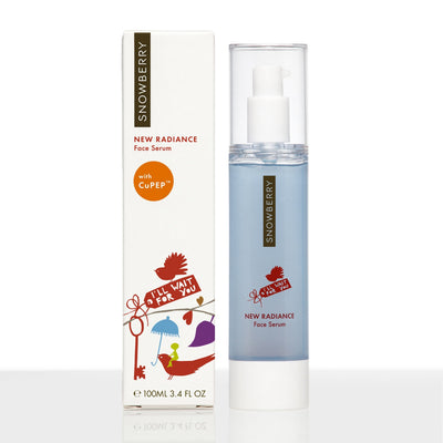 Snowberry New Radiance Face Serum 100ml