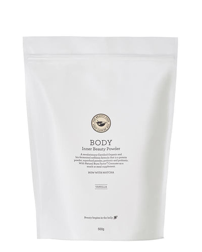 The Beauty Chef Body Inner Beauty Boost Vanilla