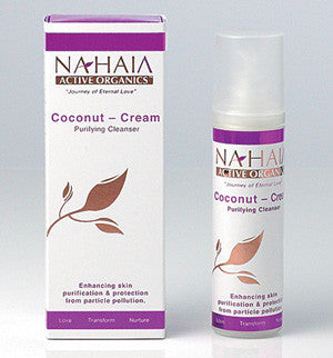Nahaia Coconut Cream Purifying Cleanser