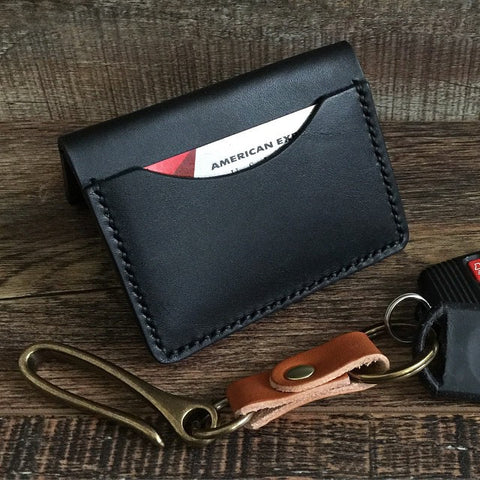 The Gregory Card Case Wallet - Wallet - Maycomb Mercantile - 1