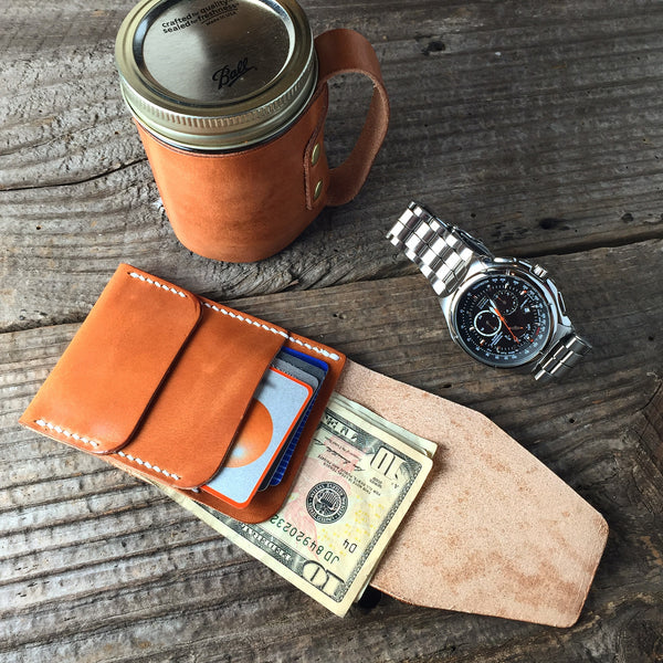 The Tucker Card Case Wallet - Wallet - Maycomb Mercantile - 1