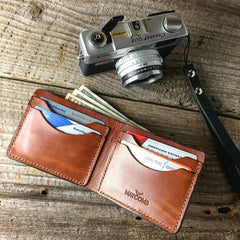The Doyle Bifold Wallet - Wallet - Maycomb Mercantile - 1
