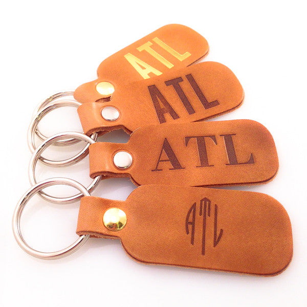 Custom Key Fob - Accessory - Maycomb Mercantile - 1