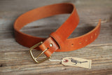 Caramel Utility Belt - The Everyday Carry Line - Belt - Maycomb Mercantile - 1