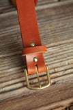 Caramel Utility Belt - The Everyday Carry Line - Belt - Maycomb Mercantile - 3