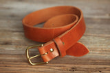 Caramel Utility Belt - The Everyday Carry Line - Belt - Maycomb Mercantile - 4