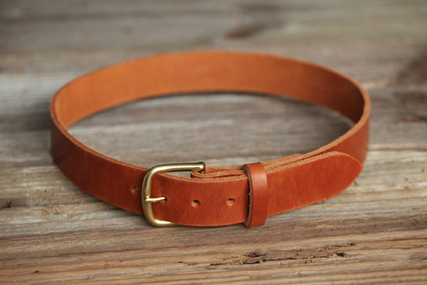 Caramel Utility Belt - The Everyday Carry Line - Belt - Maycomb Mercantile - 5