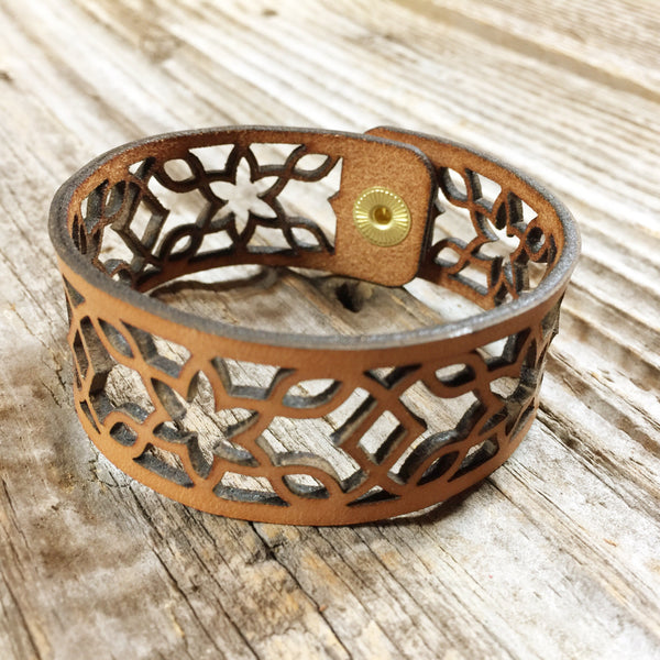 'Morning Star' Cuff Bracelet
