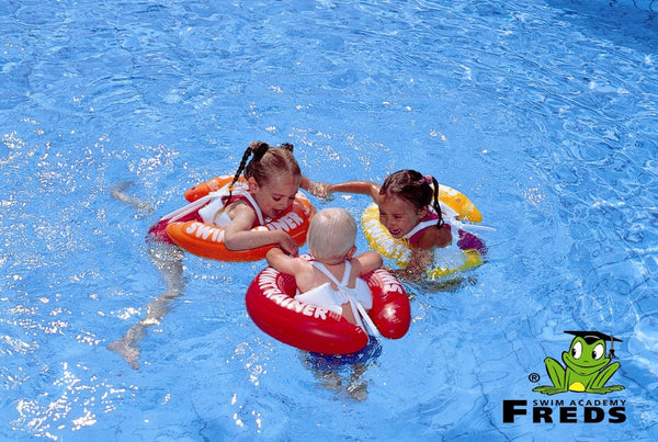 swimtrainer best baby swim ring for toddlers baby float pool toy baby pool float