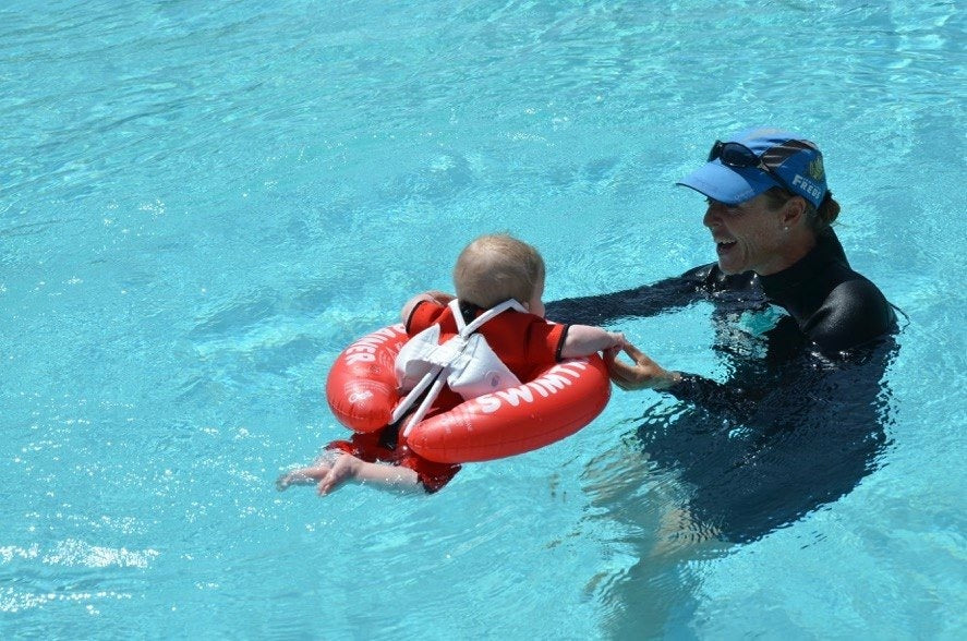 SWIMTRAINER is coming to the Melbourne Pregnancy, Babies and Children's Expo