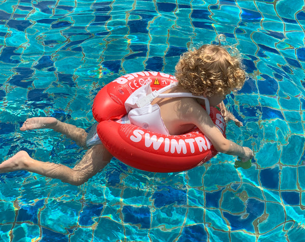 Swimming can help promote pre-school readiness.