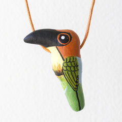 Bay Headed Bee-Eater Necklace