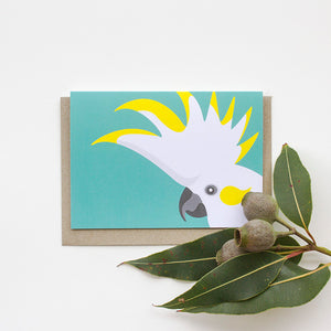 Cockatoo Family Gift Cards