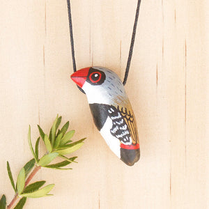 Diamond Firetail Necklace