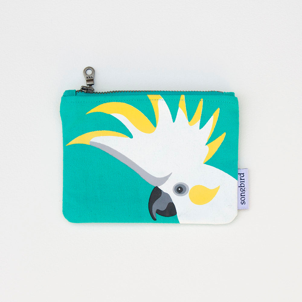 Sulphur Crested Cockatoo Purse