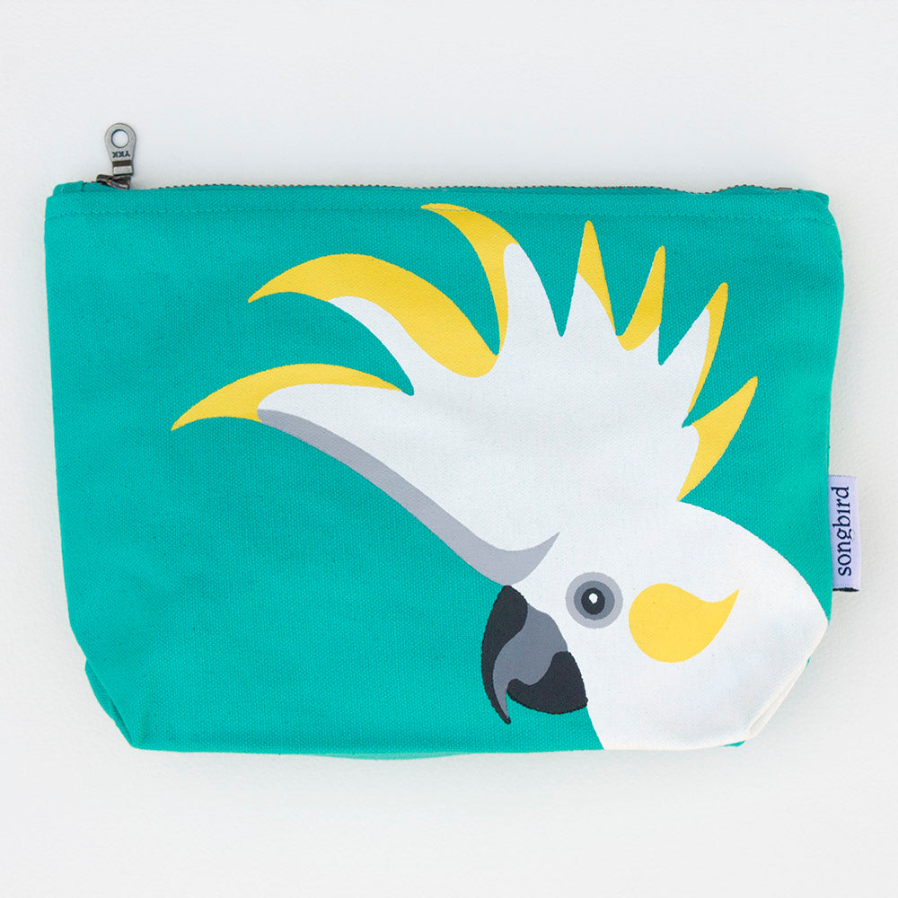 Sulphur Crested Cockatoo Pouch