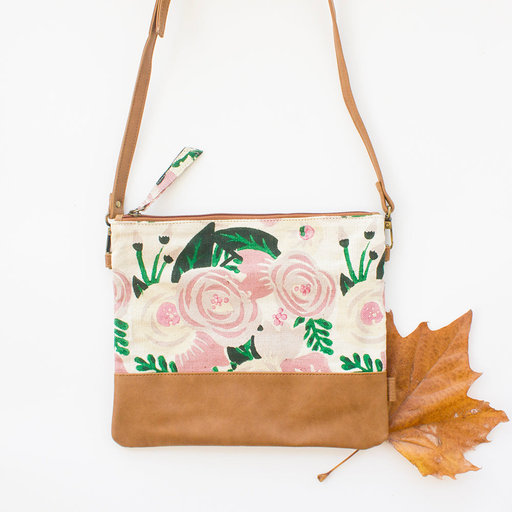 Blissful Blossom Satchel
