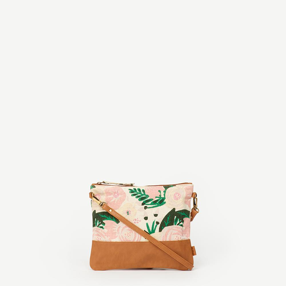 Blissful Blossom Satchel by JOYN
