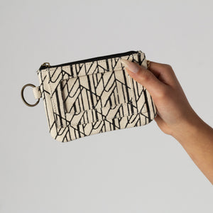 Geo Forest ID Pouch