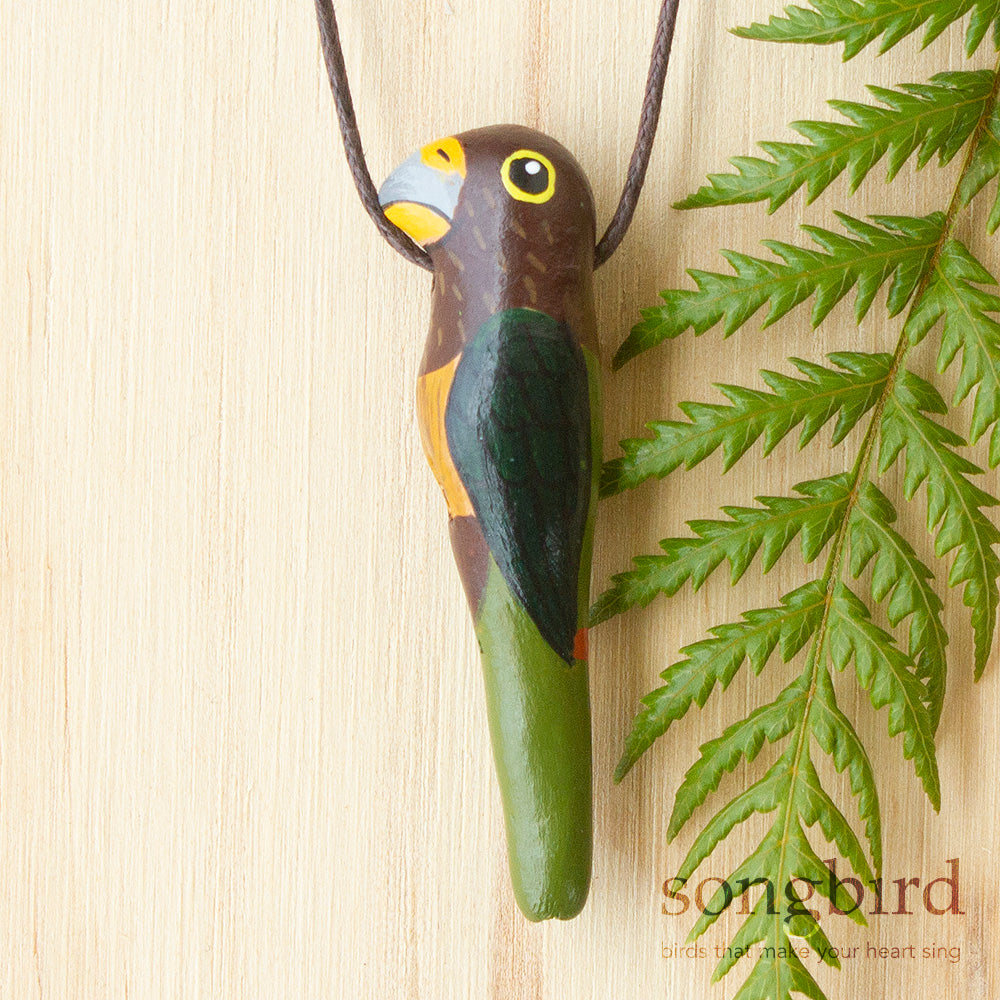 Kea Whistle Necklace