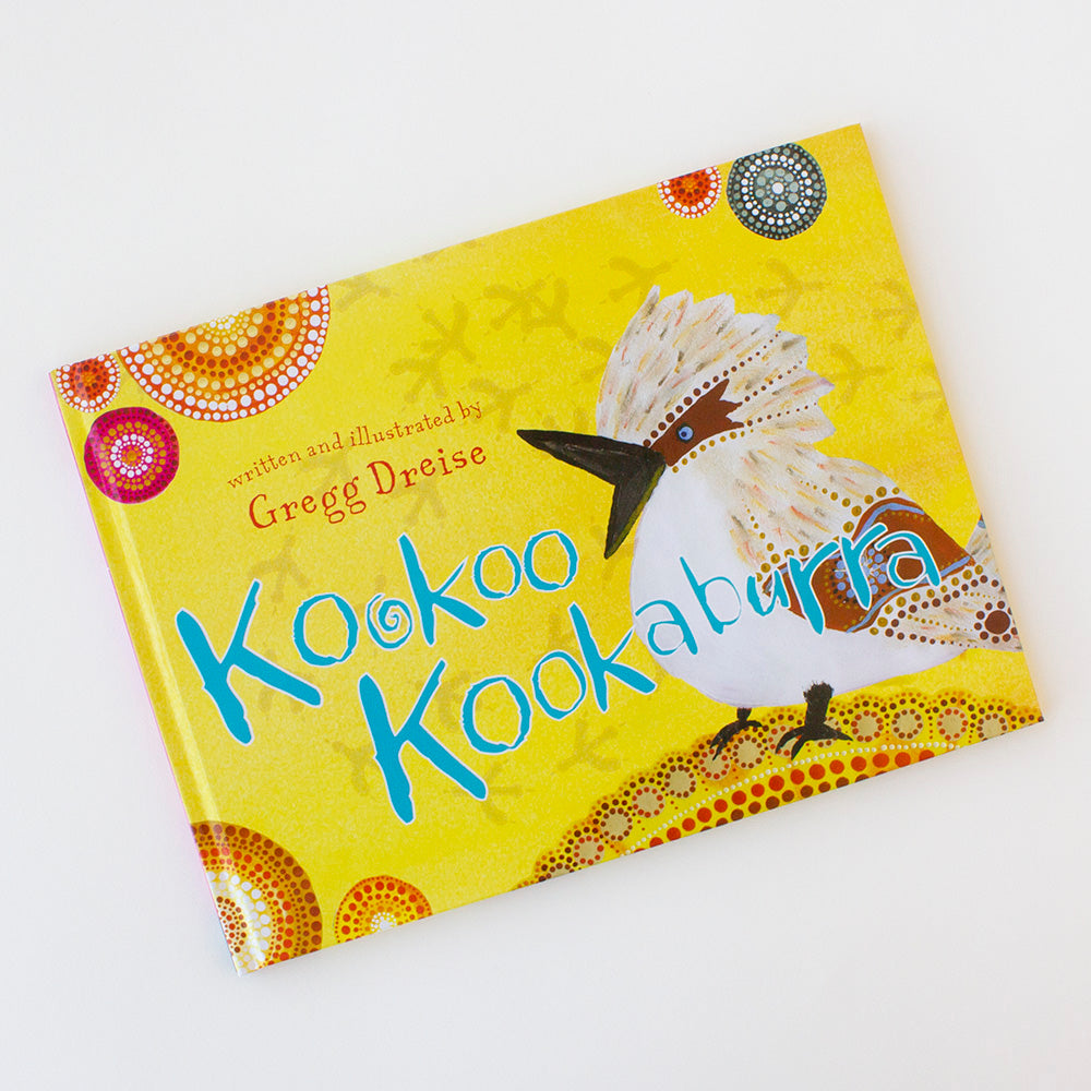 Kookoo Kookaburra by Gregg Dreise, Jewellery & Gifts for Bird Lovers, Songbird Collection Australia
