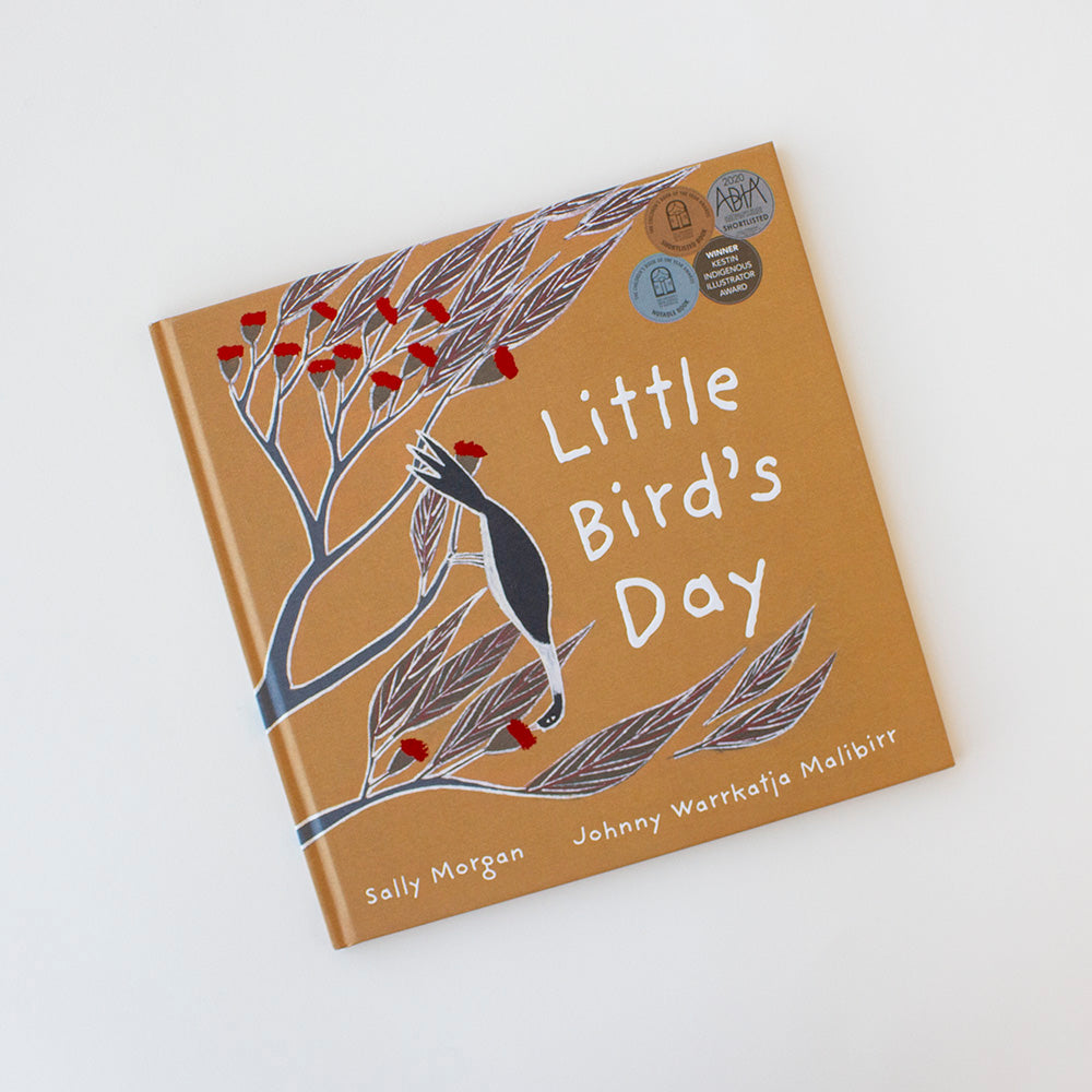 Little Bird's Day by Sally Morgan, Jewellery & Gifts for Bird Lovers, Songbird Collection Australia