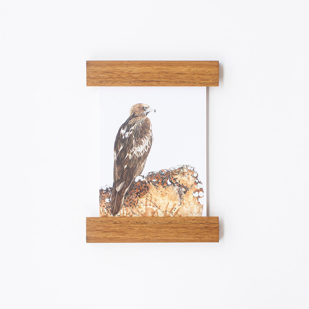 Reclaimed Hardwood Pressi Frame by Cornerblock Studio, Songbird Collection Australia