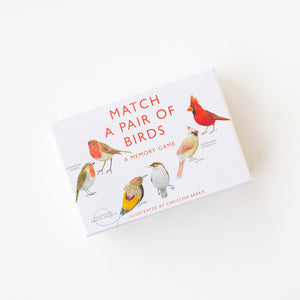 Match a Pair Of Birds, Memory Game, Jewellery & Gifts for Bird Lovers, Songbird Collection Australia