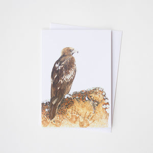 Wedge-Tailed Eagle, The Guardian Art Card