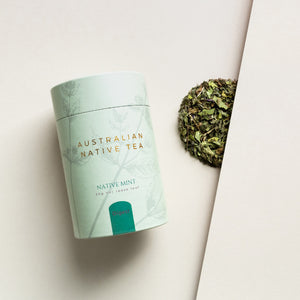 Native Mint - Australian Native Tea by Rabbit Hole Tea Bar, Songbird Collection Australia