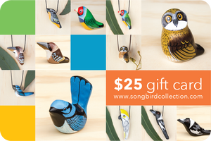 Songbird Gift Card