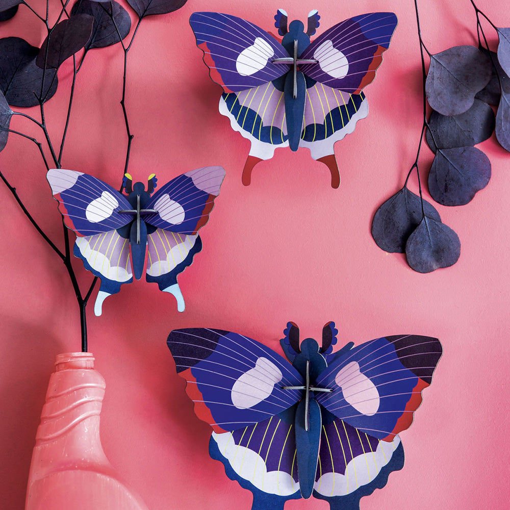 Swallowtail Butterfly Set of 3 by Studio Roof, Songbird Collection Australia