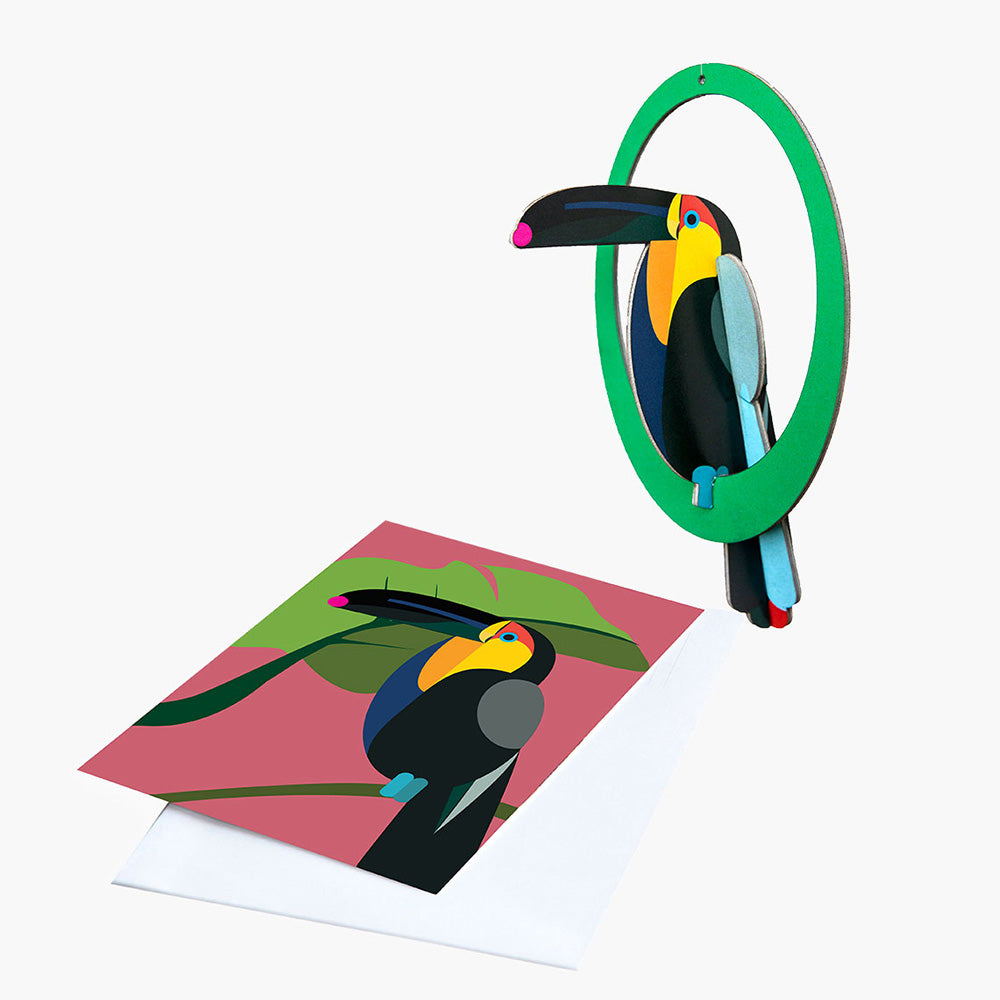 Toucan Mobile & Card