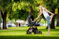 6 Pram Friendly Exercises That Mums & Bubs Will Love!