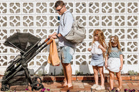 What to look for in a pram, a Dad's point of view